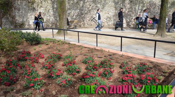 Comune di prato creazioni urbane riqualificazione delle for Creazioni giardini