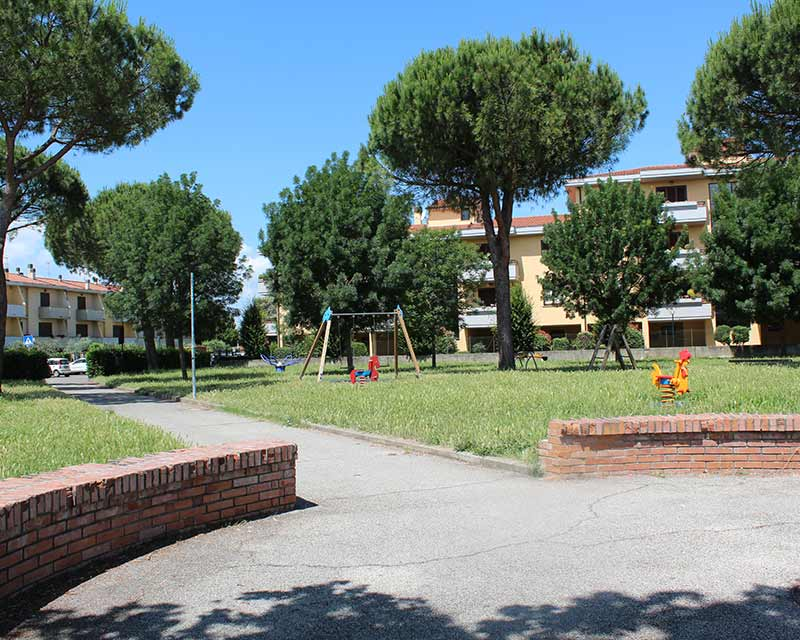Giardino Via Bellandi