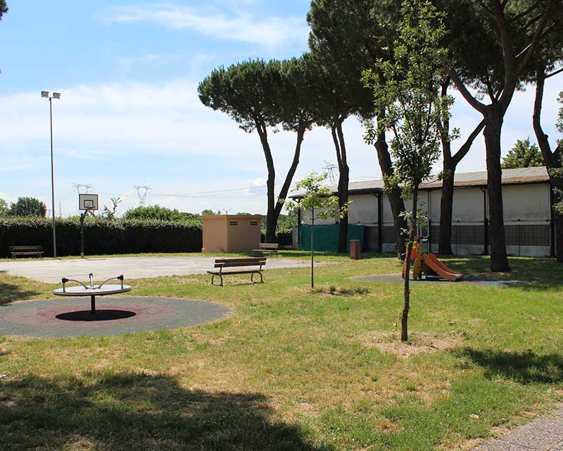 Giardino Via Gianni