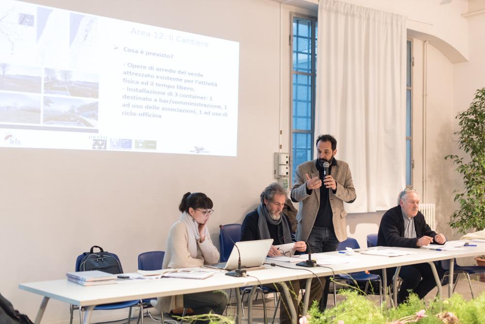 L'Assessore Barberis illustra i tempi di realizzazione e le possibili modalità di gestione del Parco fluviale