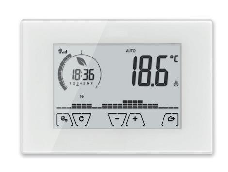 sistemi di regolazione e controllo della temperatura
