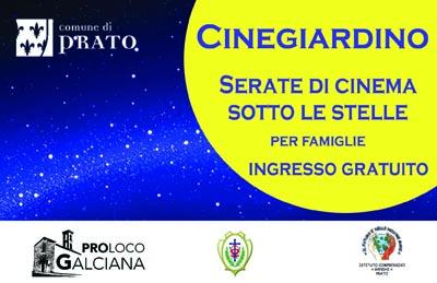 Cinegiardino a Galciana 2017