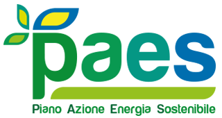 Logo Piano Azione Energia Sostenibile Prato